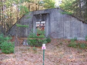 Ammunition bunker