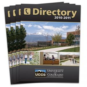 Stack of UCCS Directories