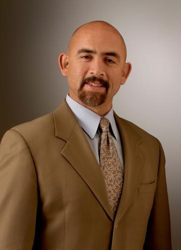 Lt. Governor Garcia portrait