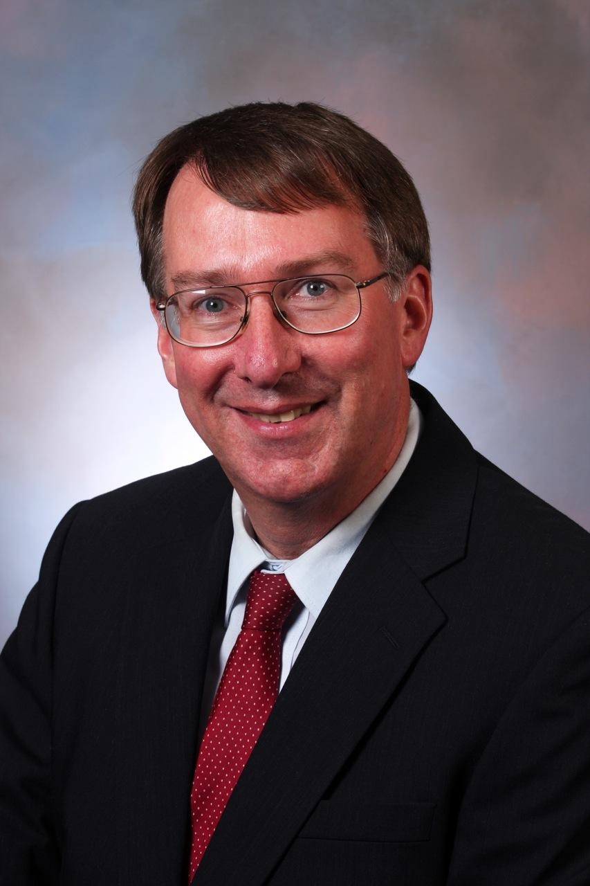 Portrait of Tom Christensen