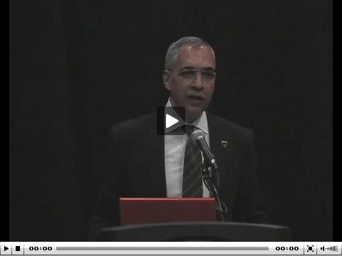 Video still from the Diversity Summit