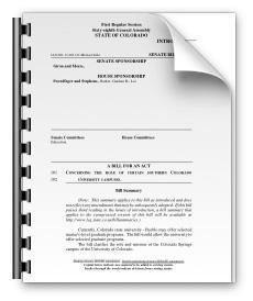 Icon of a PDF of the senate bill