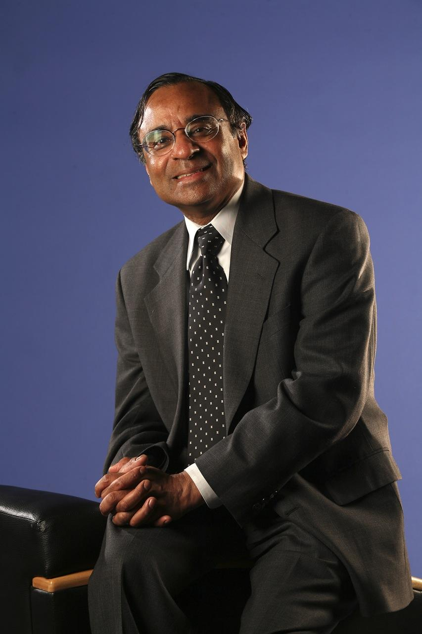 Portrait of Ramaswami Dandapani