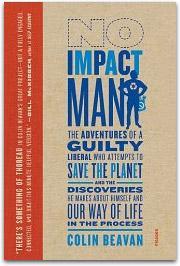 No Impact Man book cover