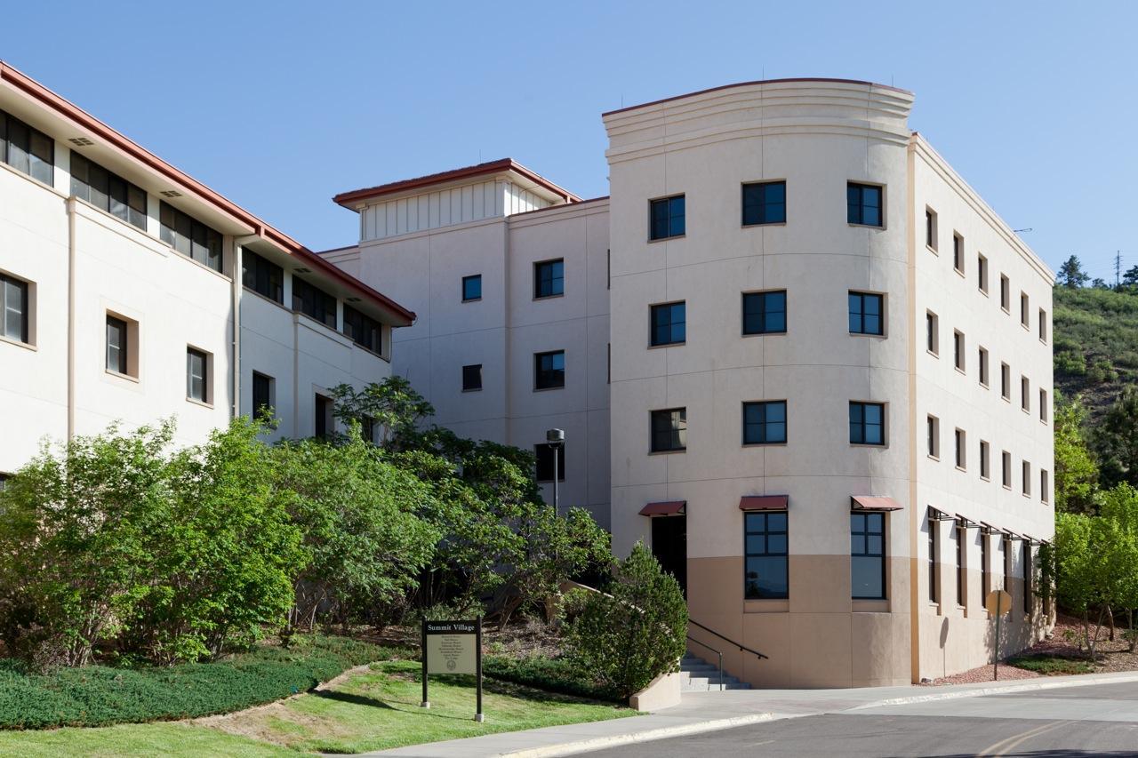 UCCS Summit Village student residence housing village / dorms