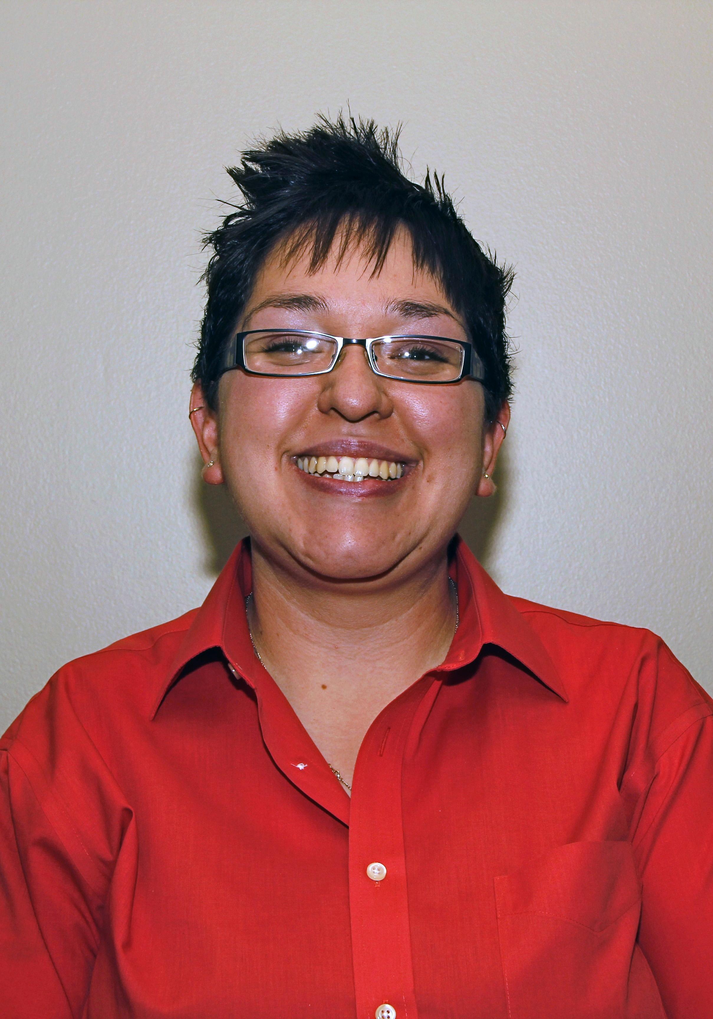 Portrait of Vanessa Delgado