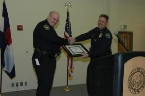 Public Safety honors staff members
