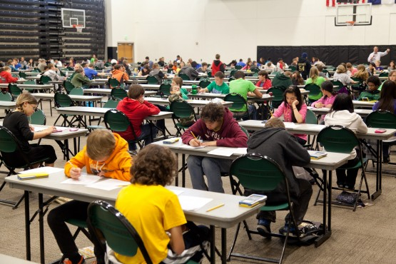 Photo Feature: Colorado Math Olympiad turns 30