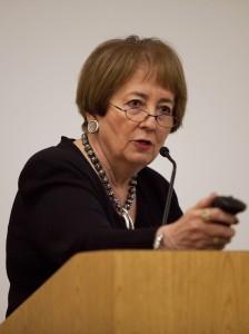 Chancellor Pam Shockley-Zalabak