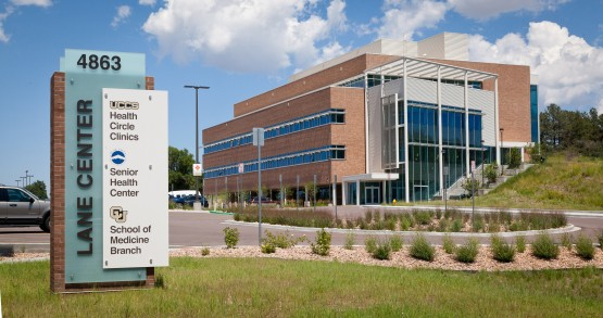 Photo of the Lane Center for Academic Health Sciences