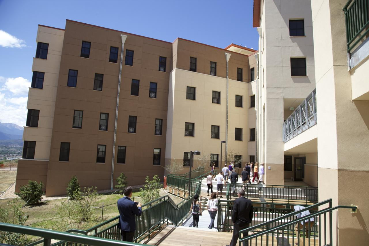 Uccs To Show Off Green Buildings Uccs Communique