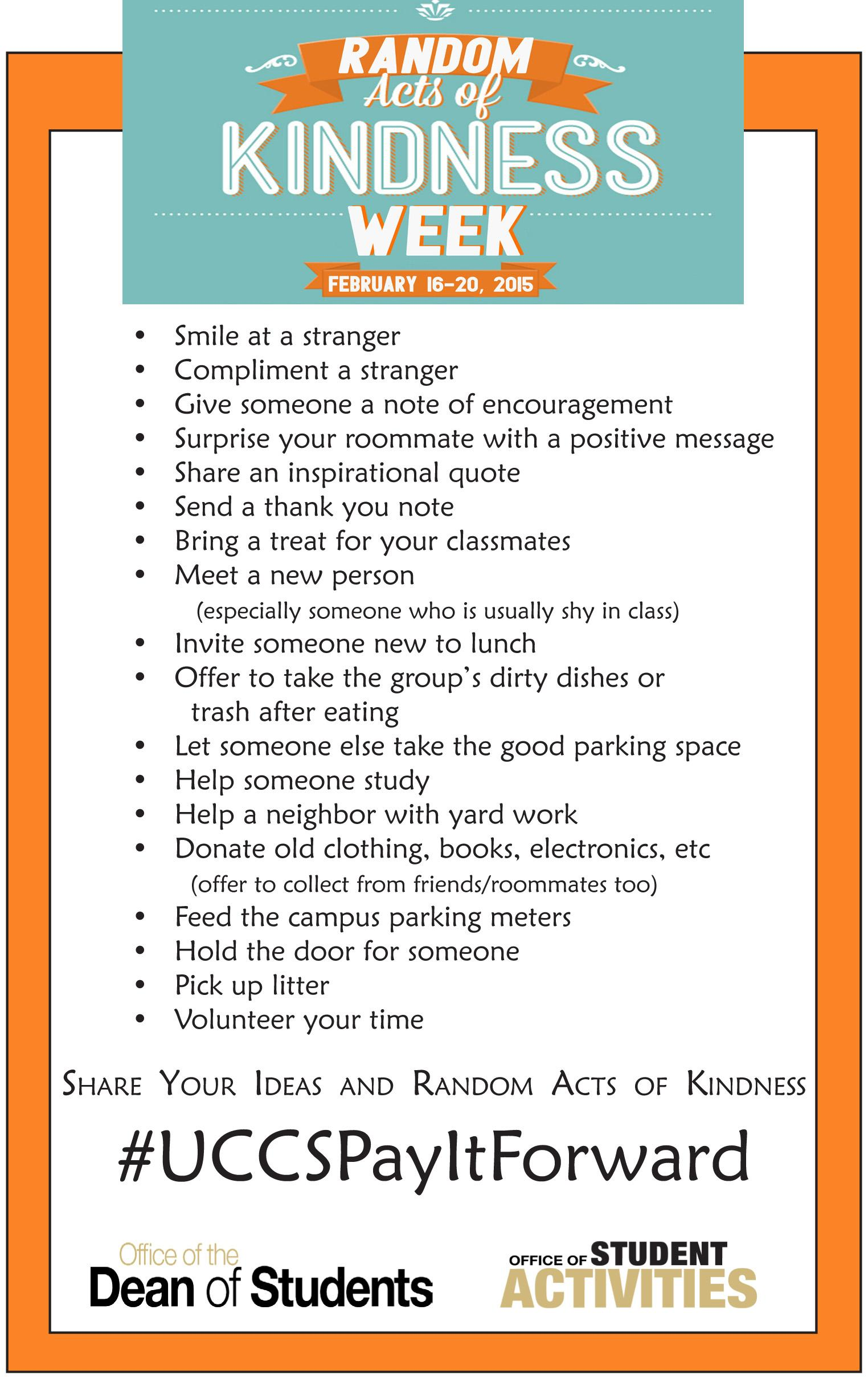 act of kindness essay spm Article on act of kindness essay spm february 9-15 huebner: write a london, kindness 500 words, essayage talonflame the current essay huge set of kindness during that if you smile.