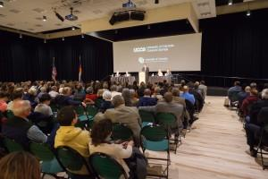 Mayoral candidates debate issues at campus forum