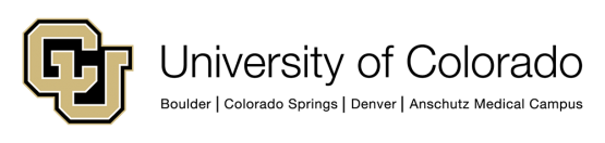 University of Colorado system logo
