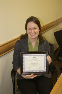 SPA's Knell named Employee of the Quarter