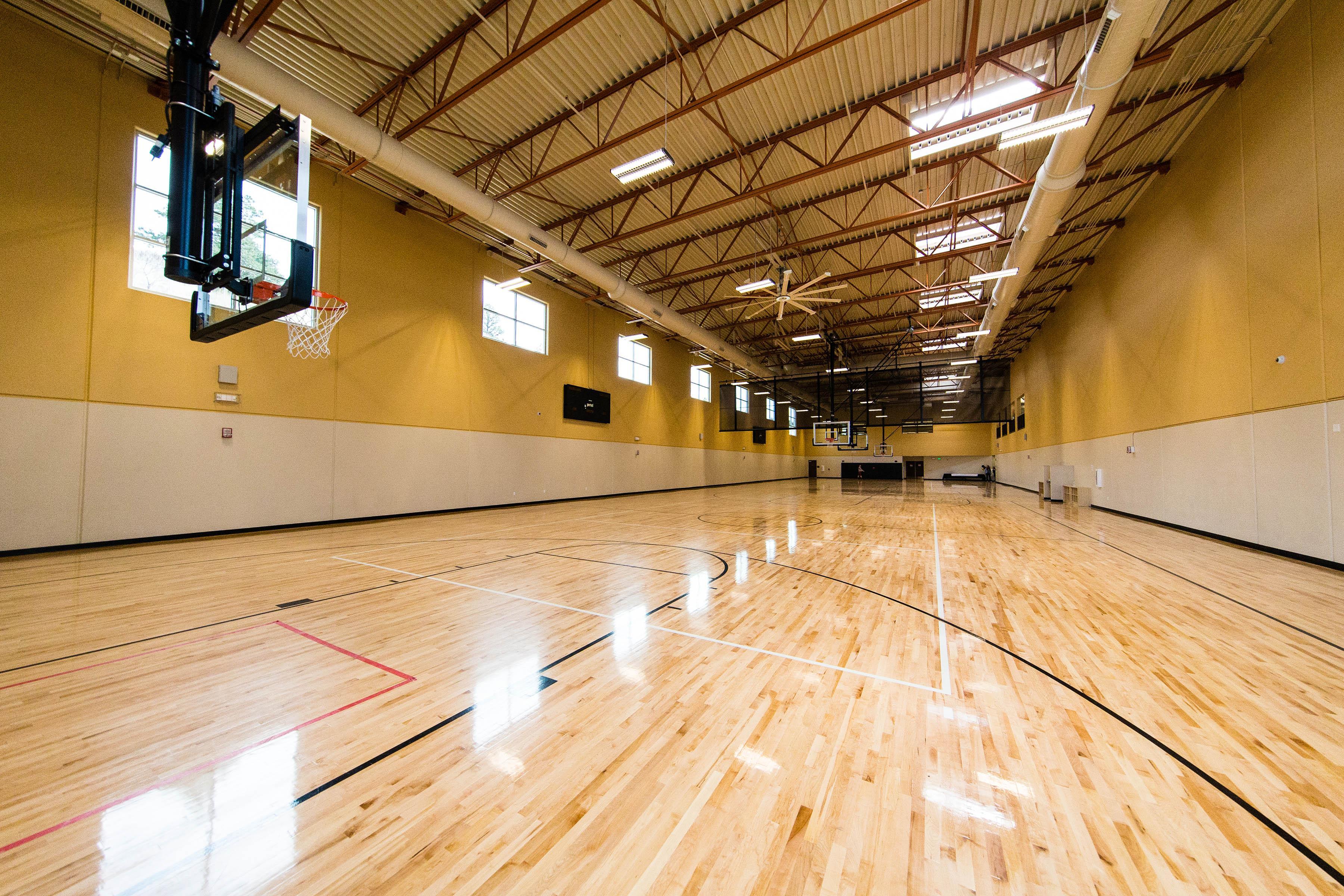 feature Recreation & Wellness Center officially