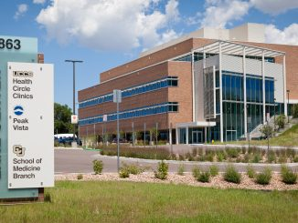 Lane Center for Academic Health Sciences building