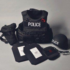 Shield packages will be donated to UCCS police officers Sept. 28