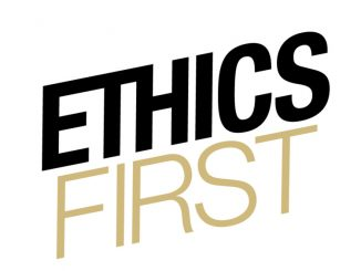 Ethics First logo