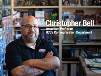 Christopher Bell, Associate Professor, UCCS Communication Department
