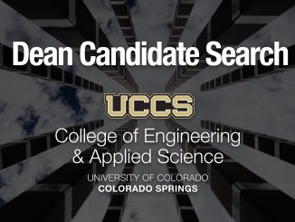 Graphic for Engineering and Applied Science dean search