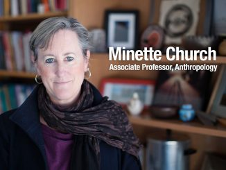 Minette Church, Associate Professor, Anthropology