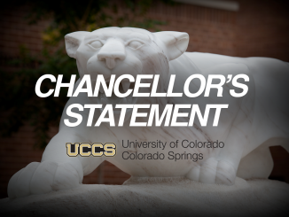 Chancellor's Statement