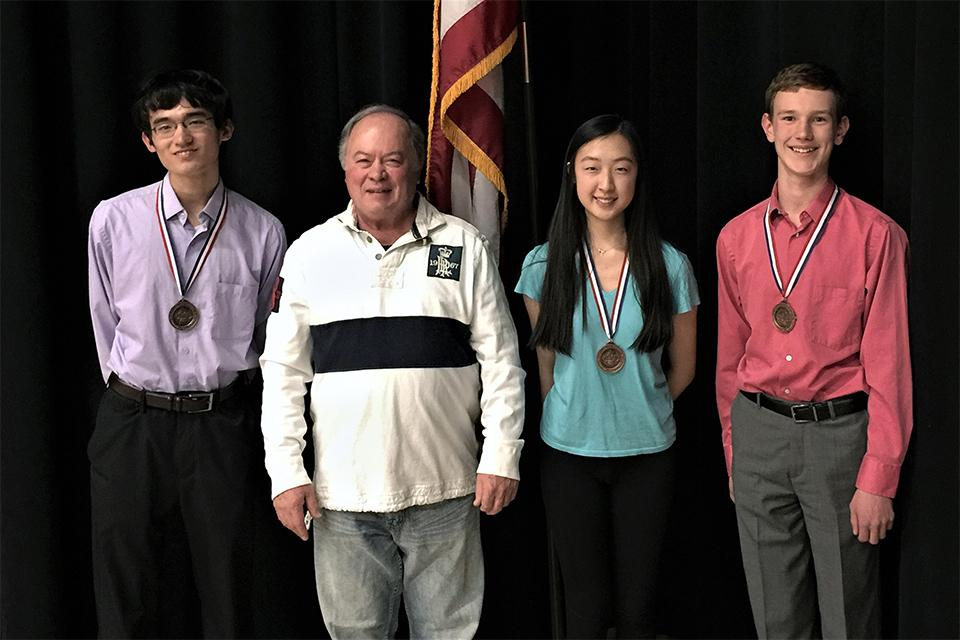Math Olympiad approaching, award ceremony guests named
