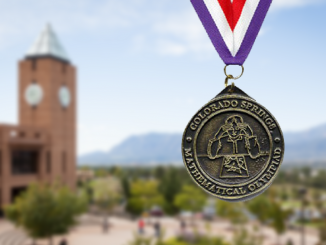 Colorado Mathematical Olympiad medal
