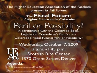 Peril or Possibility flyer