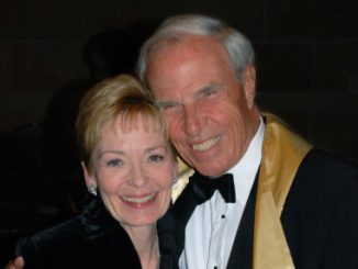 Marcy and Bruce Benson