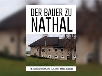 Film poster for Der Bauer zu Nathal (The Farmer of Nathal)
