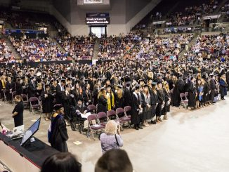 2018 spring commencement morning ceremony