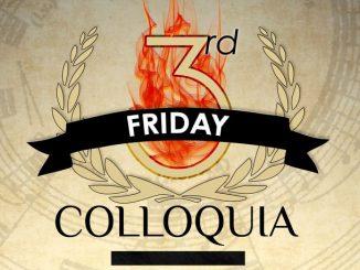 3rd Friday Colloquia