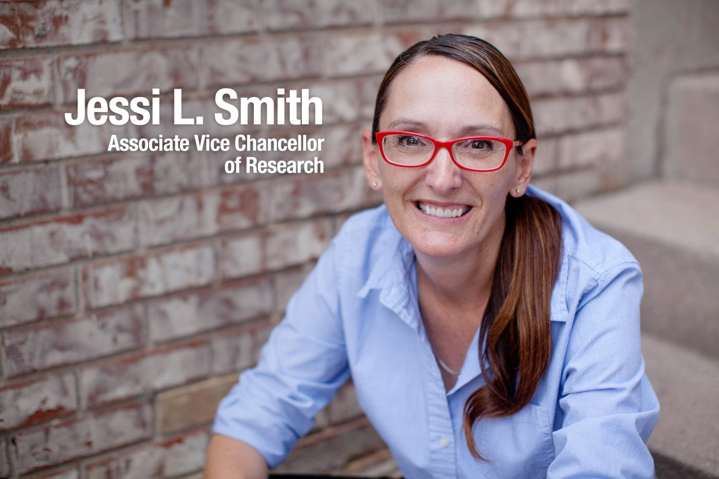 Jessi L. Smith, Associate Vice Chancellor of Research