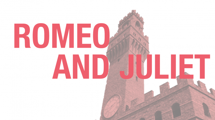 Romeo and Juliet graphic