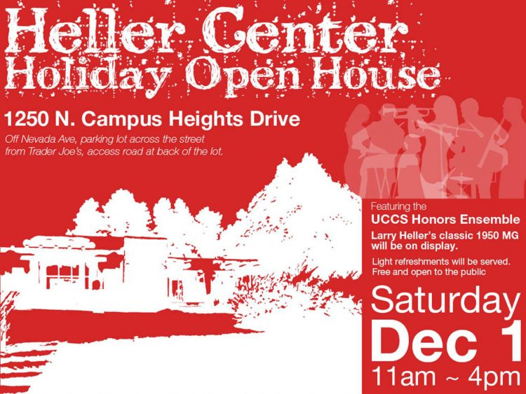 Heller Center Holiday Open House