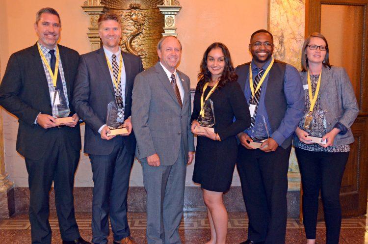 2018 Mayor's Young Leader Award