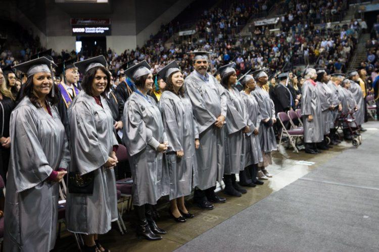 2017 Silver Graduates
