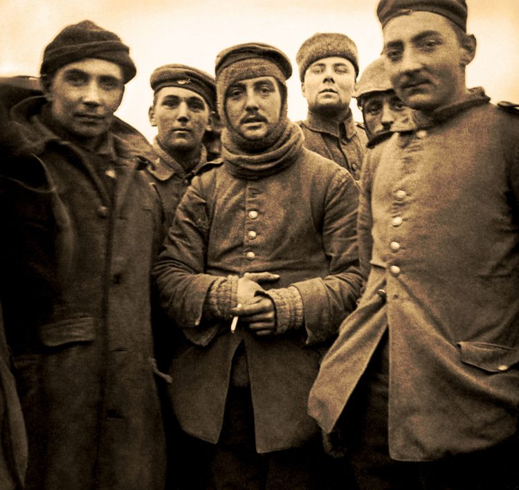 World War I soliders