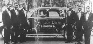 Happy Land Jubilee Singers