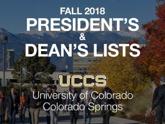 Fall 2018 President's and Dean's List