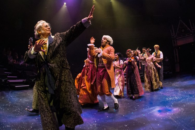 Theatreworks' 2018 performance of A Christmas Carol