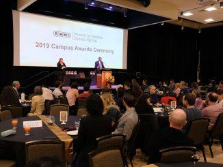 2019 Campus Awards Ceremony