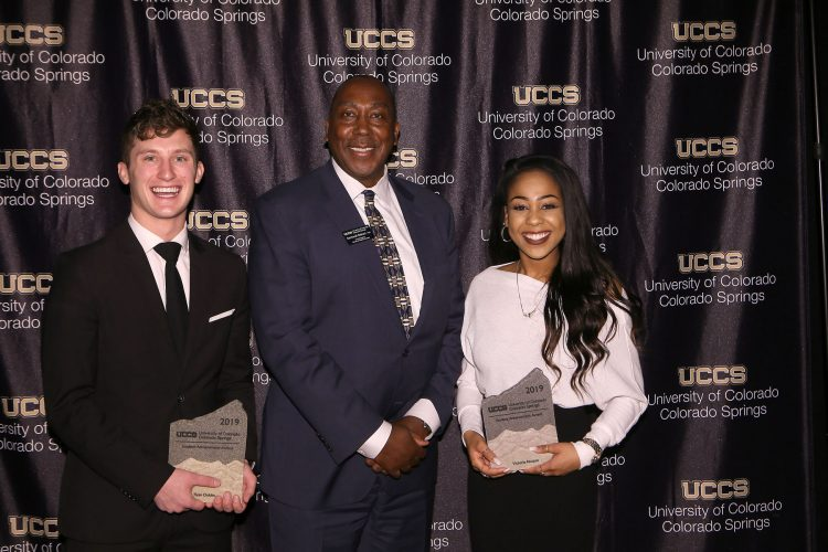 Student Achievement Award receipients