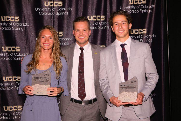 Thomas F. McLaughlin Award recipients