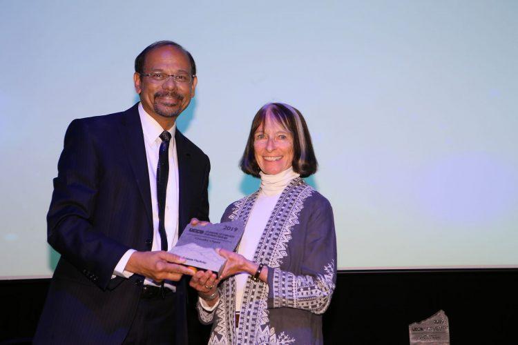 Chancellor's Award recipient