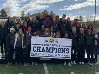 UCCS women's track and field claim RMAC outdoor championship