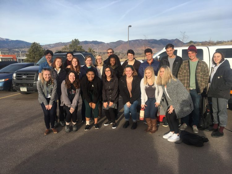 CC and UCCS students prepare for trip to rural Colorado schools