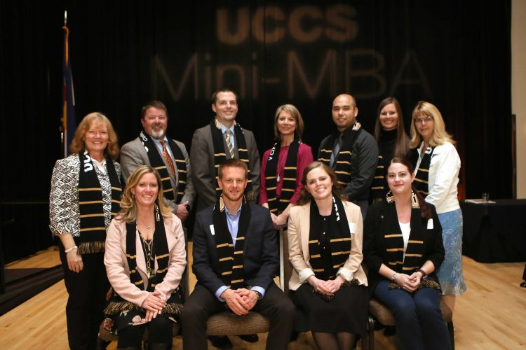 2018-19 Mini-MBA participants
